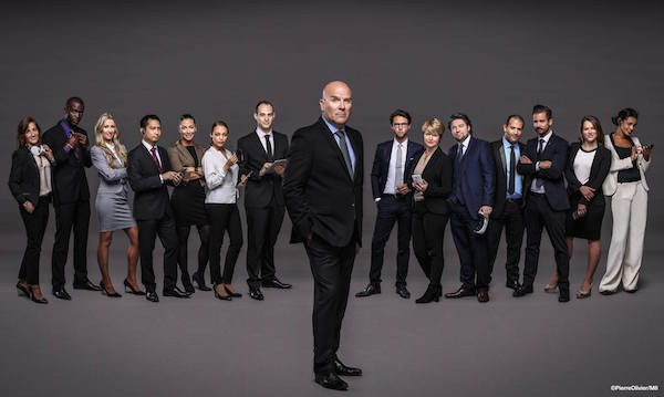The Apprentice 2015 france
